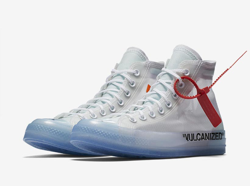 converse off white prix